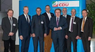 Busunternehmer diskutieren mit Verkehrsexperten der CDU-Landtagsfraktion