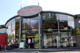 Großer Bahnhof für Bosbach