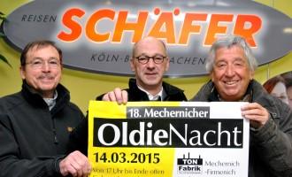 In Schäfer-Bussen sicher zur Oldie-Nacht und zurück