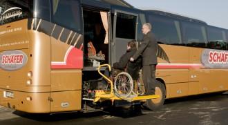 In den Urlaub trotz Handicap