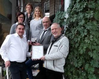 Ehrenmedaille für Schäfer-Reisen