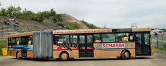 ...mit Schäfer mobil beim 24h-Stunden-Rennen am Nürburgring