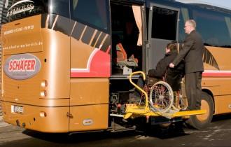 Reise mit Pflege und Service