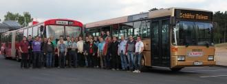 Busfreunde zu Besuch