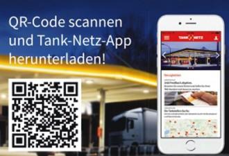 Viele Vorteile durch die Tank-Netz-App