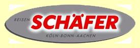Startseite • Schäfer Reisen - Busreisen in Köln, Bonn, Aachen.